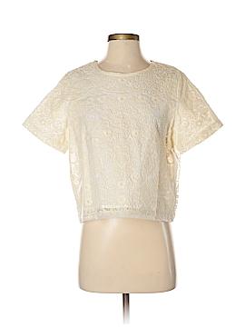 Sea New York Short Sleeve Blouse Size 4