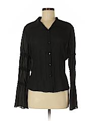 Mix Nouveau Women Long Sleeve Blouse Size 10