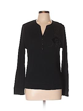 Lauren Jeans Co. Long Sleeve Henley Size XL