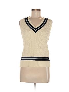 Womyn Sweater Vest Size S