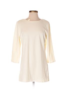 Isaac Mizrahi LIVE! 3/4 Sleeve T-Shirt Size S