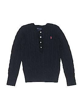 Ralph Lauren Pullover Sweater Size 7