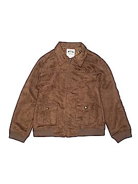 Gymboree Faux Leather Jacket Size 10 - 12