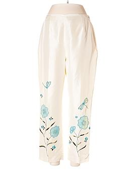 Yves Cossette DEPECHE Mode Silk Pants Size 12