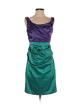 Suzi Chin for Maggy Boutique Cocktail Dress Size 4 (Petite)