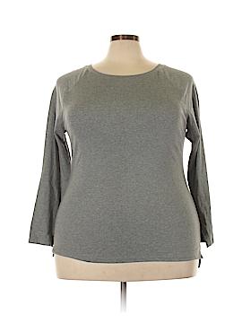Lauren by Ralph Lauren Sweatshirt Size 2X (Plus)