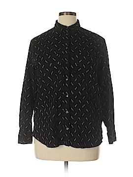 Madewell Long Sleeve Button-Down Shirt Size 16