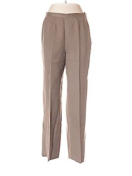 Le Suit Linen Pants Size 10