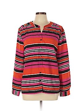 Element Long Sleeve Blouse Size L