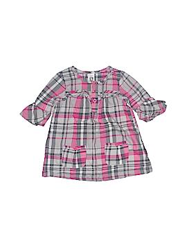 Carter's Watch the Wear 3/4 Sleeve Button-Down Shirt Size 18 mo