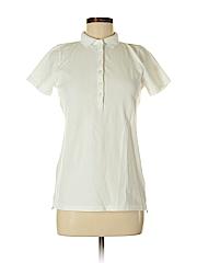 J. Crew Women Short Sleeve Polo Size M