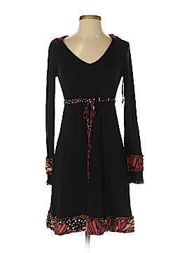 V Fish Casual Dress Size XS