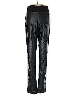 Club Monaco Faux Leather Pants Size 8