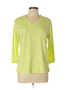 Lulu-B 3/4 Sleeve T-Shirt Size L