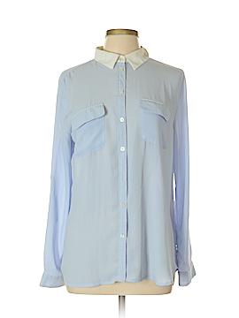 Ann Taylor Long Sleeve Blouse Size 1