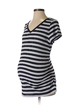 Liz Lange Maternity for Target Short Sleeve Top Size S (Maternity)