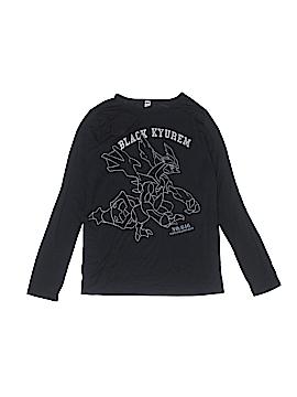 Uniqlo Long Sleeve T-Shirt Size 11