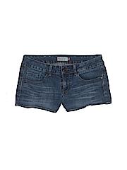 SO Women Denim Shorts Size 9