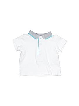 Little Me Short Sleeve Polo Size 3 mo