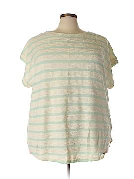 Ava & Viv Sweatshirt Size 0X (Plus)
