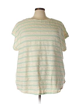 Ava & Viv Sweatshirt Size 1X (Plus)