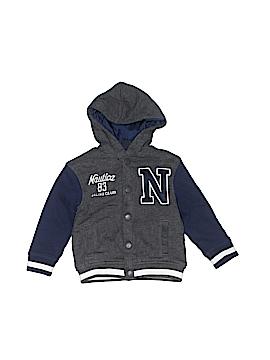Nautica Zip Up Hoodie Size 9 mo
