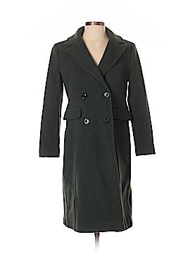Lands' End Wool Coat Size 4 (Petite)