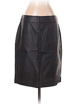 Banana Republic Faux Leather Skirt Size 8