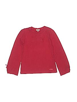 Eliane et Lena Long Sleeve T-Shirt Size 6