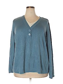 Avenue Pullover Sweater Size 26 - 28 Plus (Plus)