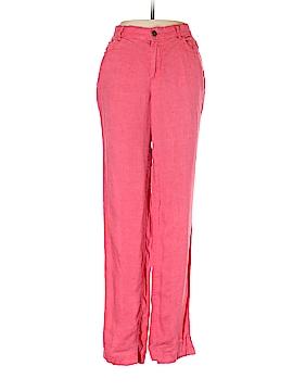 Jones New York Sport Linen Pants Size 4