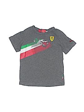 Puma Short Sleeve T-Shirt Size 4T