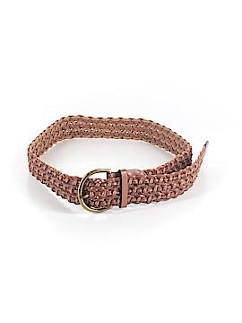 Ann Taylor LOFT Leather Belt Size L
