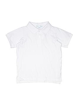 Jeanine Johnsen Short Sleeve Polo Size 4