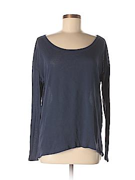 Enza Costa Long Sleeve T-Shirt Size XS