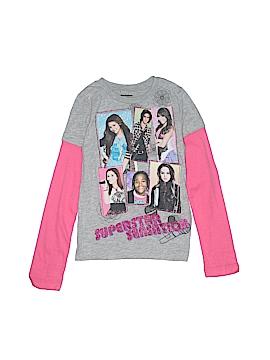 Nickelodeon Long Sleeve T-Shirt Size 6