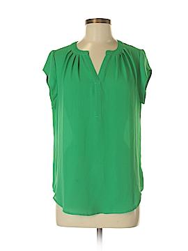 Fun2Fun Short Sleeve Blouse Size M
