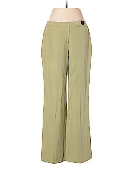 AK Anne Klein Silk Pants Size 8 (Petite)