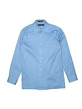 Joseph Abboud Long Sleeve Button-Down Shirt Size 14
