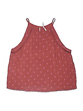 Mudd Sleeveless Blouse Size X-Large (Kids)