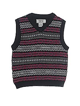 TFW Sweater Vest Size 4T