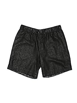 10 Crosby Derek Lam Faux Leather Shorts Size 10