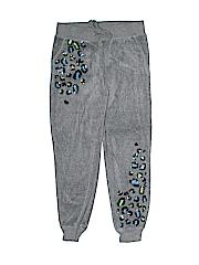Justice Girls Fleece Pants Size 7