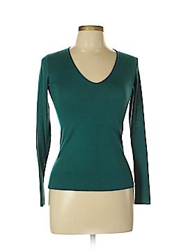 Barneys New York Silk Pullover Sweater Size XS