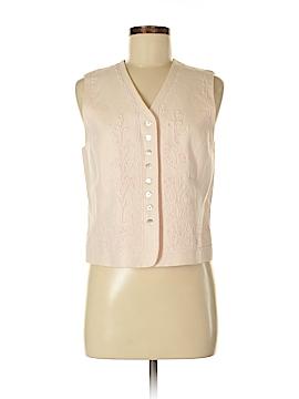 Valerie Stevens Tuxedo Vest Size 4