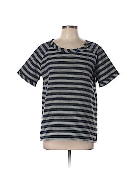 Maison Scotch Short Sleeve Blouse Size XL (4)