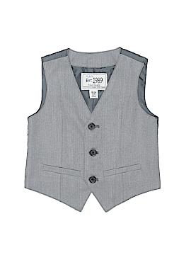 The Children's Place Tuxedo Vest Size 18-24 mo