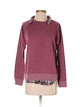 John Eshaya Pullover Sweater Size S