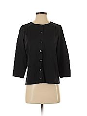 Lands' End Women 3/4 Sleeve Button-Down Shirt Size S (Petite)