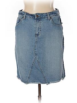 Lee Denim Skirt Size 15 - 16